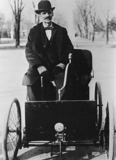 Henry Ford | As a young man
