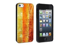 Flowing Colors IMD Snap-on Hard Plastic Protector Cases for iPhone 5s & iPhone 5 | Lagoo Tech