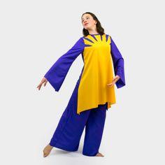 Sunrise Praise Dancewear Tunic