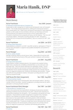 resume template for nurses resume templates aesthetic nurse ...