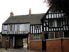The Tudor Gate House, Castle Street, Leicester