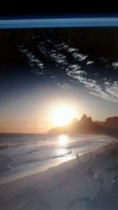 Por sol Ipanema
