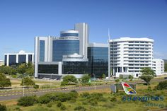 Doing business in Gaborone is only 55 minutes away. SA Express operates daily flights between Johannesburg and Gaborone. Destinations, Multi Story Building, Business, Store, Business Illustration, Travel Destinations