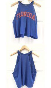 Chelsea Crockett - DIY College Shirt
