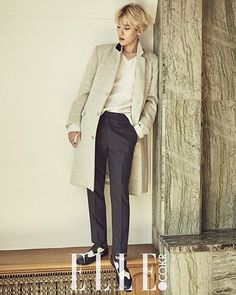 2015/10/19 - ELLE Magazine Korea November 2015