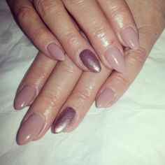 Classy Nude Nails, Classy, Beauty, Beige Nail, Chic, Simple Nails, Beauty Illustration