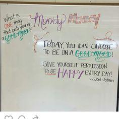 Monday (Good Mood)                                                                                                                                                      More