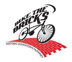 Health and Wellness event including interval races and a mayoral cup challenge, open to the community and regional participants. Cyclists chase to win the purse of dollars! Historic Downtown McKinney May 2012 Mckinney Texas, Bricks, Activities, Logos, Nail Biting, Wellness, Entertainment, Purse, Events