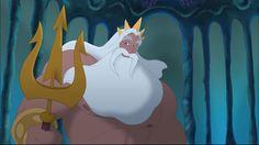 Little Mermaid Father   King Triton - Disney Wiki