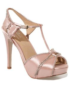 """The """"Blissa"""" Sandal from Pour La Victoire...ususally $179 but now it's on sale for $69.90! Yipeee!!!"""