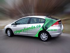 Custom vehicle wrap ©WrapPros, Calgary, AB, CA