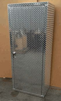 1000 Images About Diamond Plate Garage Cabinets On