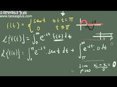 Transformada de laplace de una función a tramos