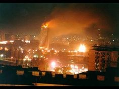 NATO bombing of Yugoslavia 1999. / NATO bombardovanje Jugoslavije 1999.