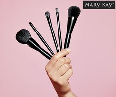 Brush-tastic! These new brushes feel so soft on my face. The new styles are amazing. Can't wait for them to come out.