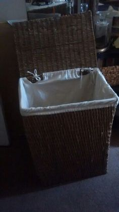 Really luv this $4.95 large basket find..