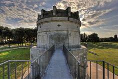 Wow! #Mausoleo di #Teodorico, #Ravenna #UNESCO