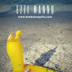 Spiaggia Ezzi Mannu #Sardegna #travel #mare #beach #family #blog