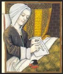 Matilde de magdeburgo era una monja cisterciense del convento de Helfta y mística del siglo XIII. Al principio de su vida perteneció al movimiento de las beguinas. Contemporánea y compañera de santa Gertrudis de Hefta y Matilde de Hackeborn. A los doce años comenzaron sus experiencias místicas. Desde su juventud y durante gran parte de su vida fue beguina en Magdeburgo dónde permaneció hasta que ingresó al convento cisterciense de Helfta.