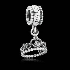 princess pandora charm | ... Princess: Waterfall Jewelers - Pandora Charms and Fine Jewelry in