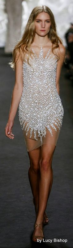 Lucys blog the haute stream...: Naeem Khan RTW Spring 2015