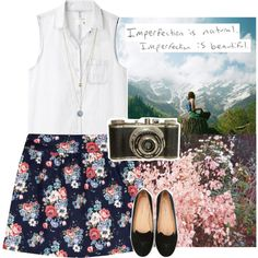 """""""Love Like A Sunset"""" by indieloverr on Polyvore"""