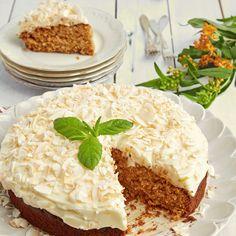 Bagan, Kolaci I Torte, Healthy Recepies, Tasty, Yummy Food, Wine Recipes, Vanilla Cake, Av, Bakery