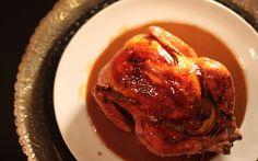 Honey glazed chicken | Rango do Dia