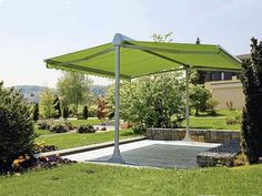 free-standing exterior awning shade - Google Search ...