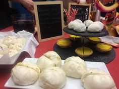 Chinese New Year Tasty Buns!