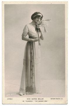 Gertie Millar (1879-1952)