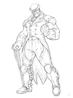 ArtStation - Street Fighter character challange, Hogni J. Fantasy Character Design, Character Design Inspiration, Character Concept, Character Art, Animation Character, Comic Book Drawing, Manga Drawing, Figure Drawing, Drawing Tips