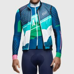 Clouds Winter Long Sleeve Cycling Jersey - MAAP