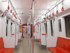 büro+staubach / Metro Harbin für CNR Changchun Railway Vehicles Co