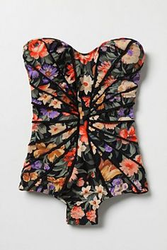 anthropologie swim suit
