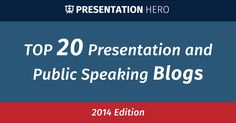 Here's a list with 20 resourceful sites regarding presentations and public speaking.