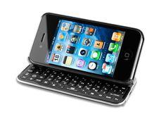 iPhone Slideout Keyboard Case