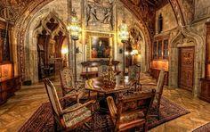 gothic interior design - Buscar con Google