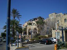 Jaffa - by Nura Pinchassi