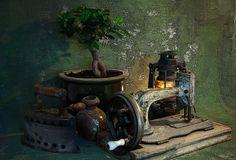 My granma's sewing machine. by Mostapha Merab Samii on 500px