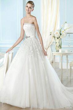San Patrick Wedding Dresses Discontinued