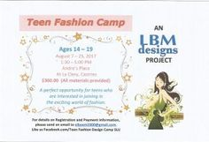 LBM – Teen Fashion Summer Camp Summer Fashion For Teens, Teen Fashion, Creative Skills, Place Card Holders, Camping, Culture, Steel, Summer Teen Fashion, Campsite
