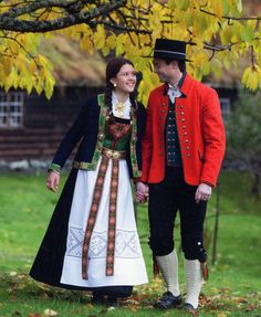 Hello all, Today I will cover the last province of Norway, Hordaland. This is one of the great centers of Norwegian folk costume, hav. Folk Costume, Costumes, Folk Clothing, People Of The World, Ethnic Fashion, Cute Designs, Traditional Dresses, Norway, How To Wear