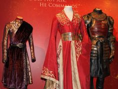 cersei costume season 3 | ... look at the wardrobe worn by Joffrey, Cersei, and Tywin Lannister