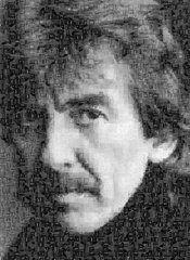 George Harrison Mosaic Image 6 by Steve Kearns