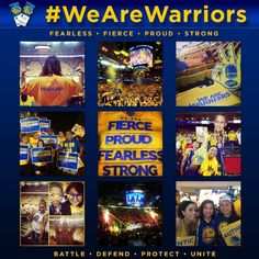 5.15-16   We are giving away two free tickets for tomorrows pivotal Game 6 on #WarriorsGround. Like us on Facebook to find out how you can win.