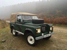 My Land Rover serIes III