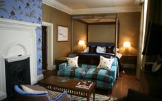 My absolute favorite hotel!!  23 Rooms, The Forbury in Reading
