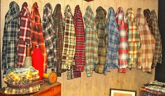 SALE Vintage Mystery Oversized Flannel Shirt Buy 2 by CoHoSupplies. So gonna buy some