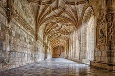 Mosteiro dos Jerónimos - Salud ;)